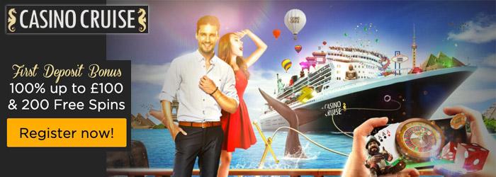 Casino Cruise Low Deposit Casino Bonus