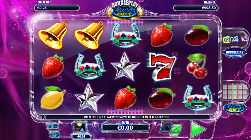 Doubleplay Superbet Slot Screenshot 3