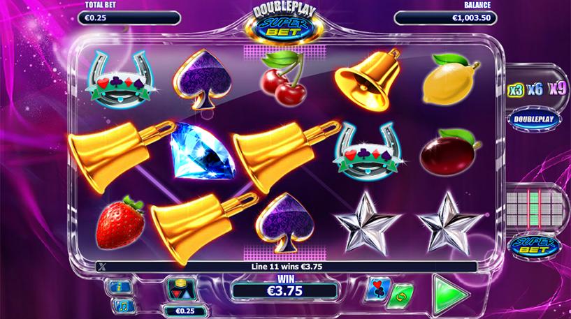 Doubleplay Superbet Slot Screenshot 2