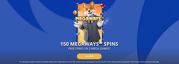 Foxy Games Low Deposit Bonus