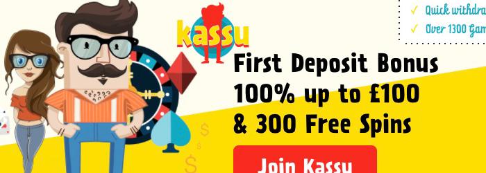 Kassu Casino Low Deposit Casino Bonus