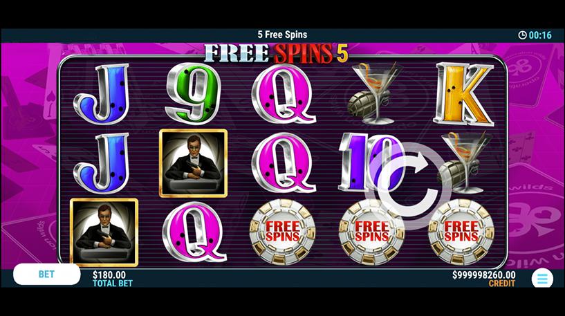 Operation Wilds Slot Screenshot 2