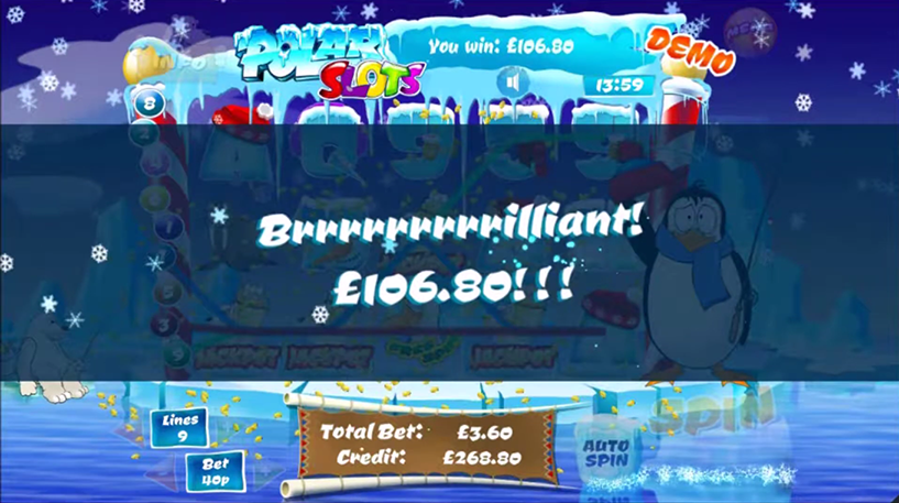 Polar Slots Screenshot 3