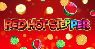 Red Hot Stepper Slot