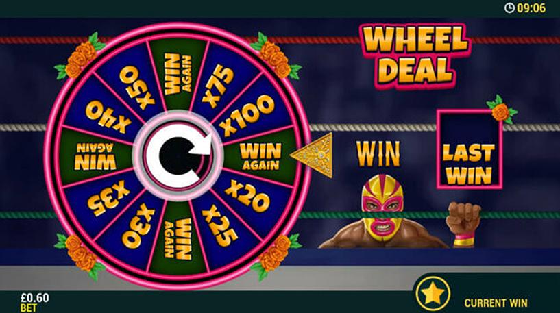 Sugar Skull Spins Slot Screenshot 3