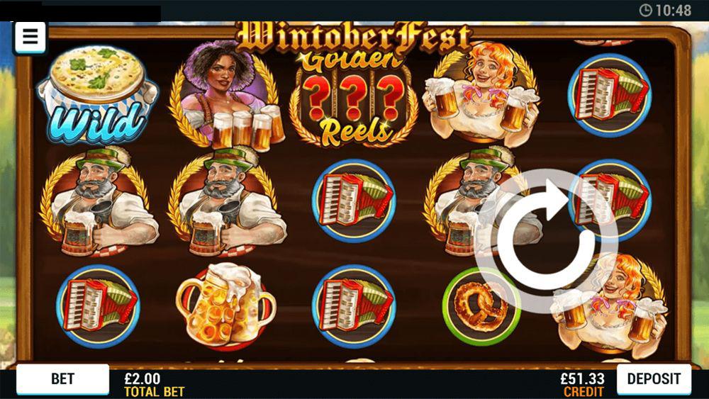 WintoberFest Slot Screenshot 1